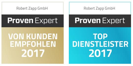 Grenzgänger Krankenversicherung und Beratung Top Dienstleister Zapp 2017 in Schopfheim, Lörrach und Freiburg